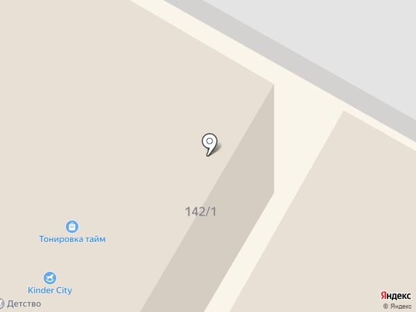 Олимп на карте