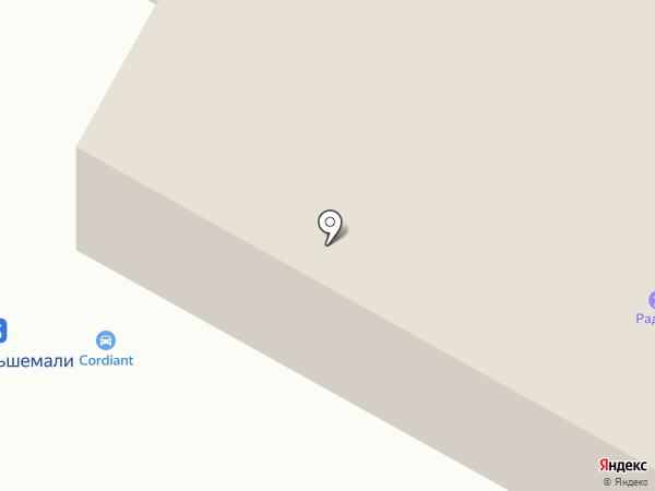 Euromebel на карте