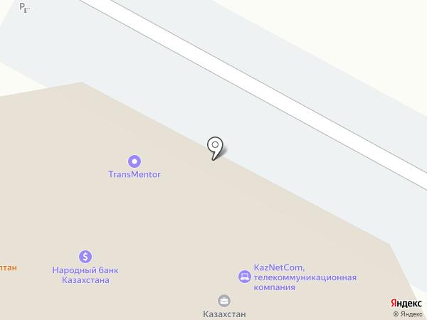 2Day Telecom, ТОО на карте