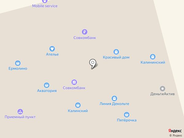 АгроТраст на карте