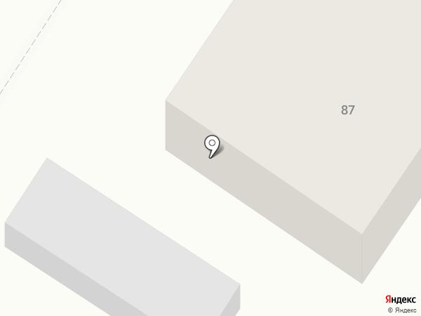 Тулинка Мед на карте