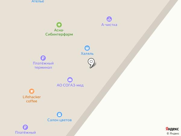 Мебель-Полль на карте