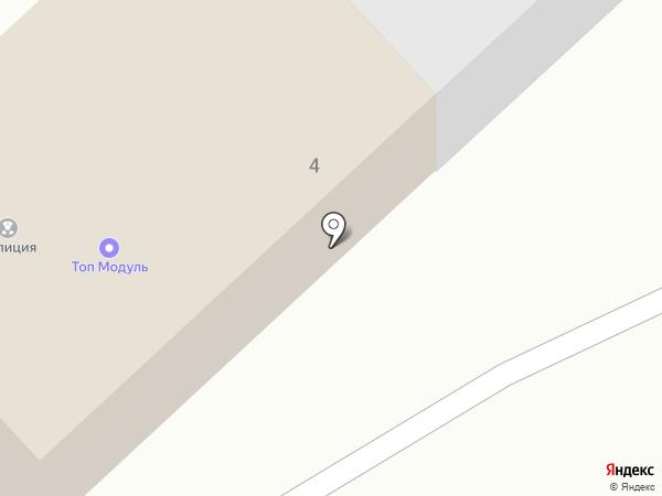Отдел полиции №3 Верх-Тулинский на карте