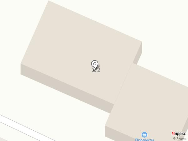 Хозяйственный магазин на ул. Мира на карте