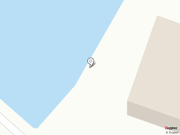ЛУЧ на карте