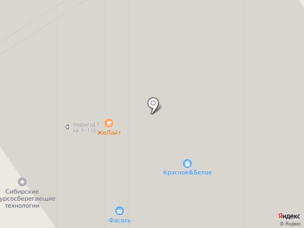 Правовой навигатор на карте