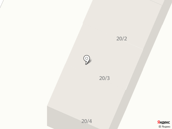 ИнвестСиб на карте