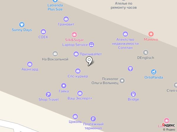Белокуриха Тур на карте