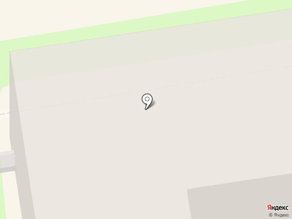 Сосновка, ЗАО на карте
