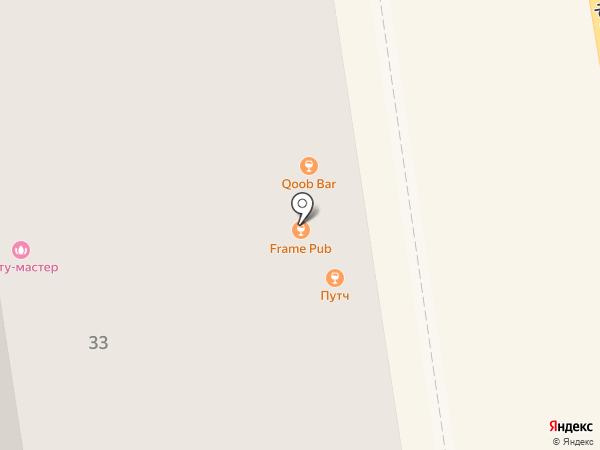 Сосновка на карте