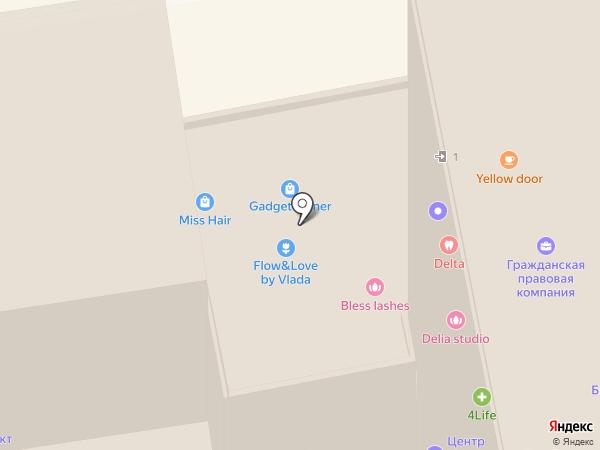 Многопрофильный Союз Производителей на карте