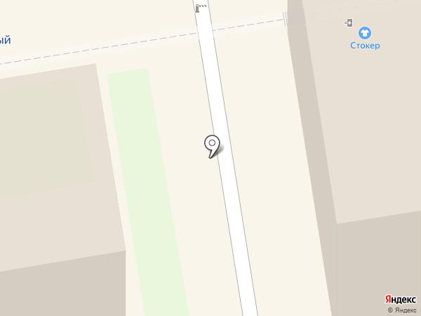 Парикмахерский салон на карте