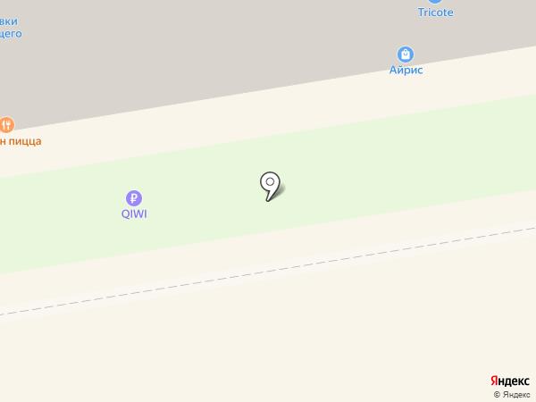 Айрис Оптика на карте