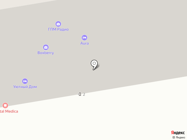 Вся недвижимость на карте