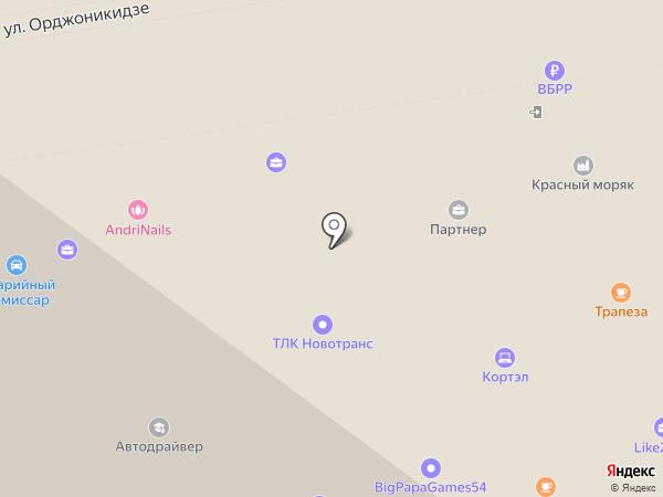 ТЛК Новотранс на карте