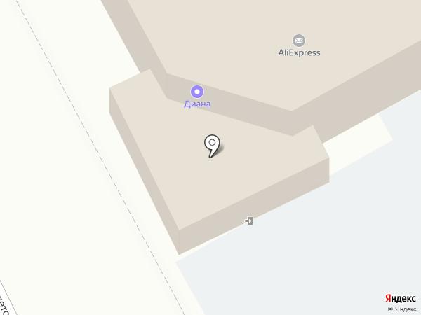 Магазин купальников и женской одежды на карте