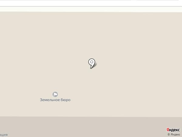 Администрация р.п. Краснообска на карте