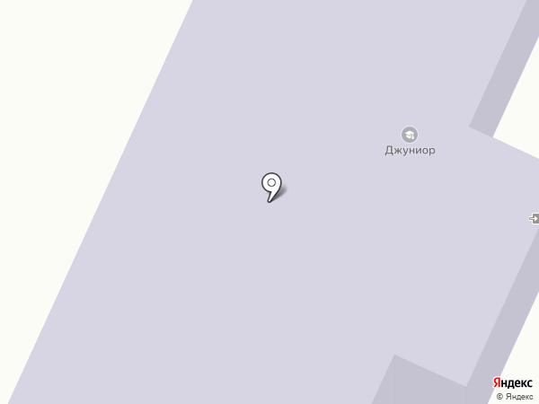 Каменская средняя школа №44 на карте