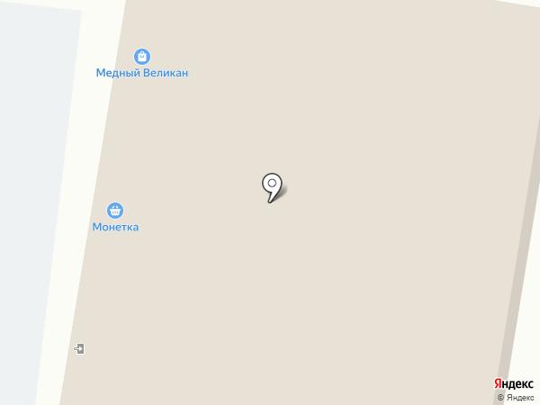 АвтоАктив на карте