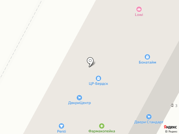 Эркер на карте