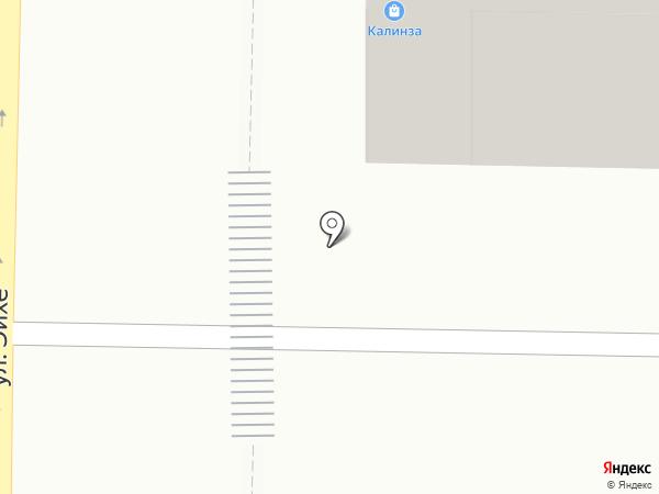 Аптека на Инском на карте