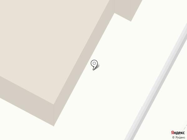 Булочная на карте