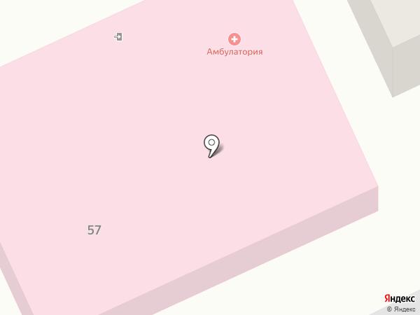 Станционная врачебная амбулатория на карте