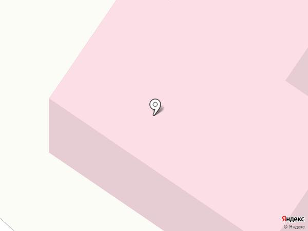 Барышевская участковая больница на карте