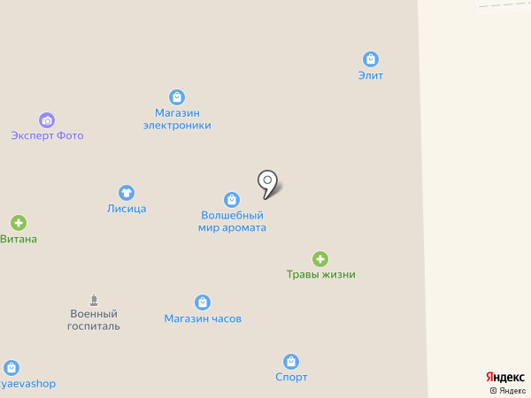 Граверная мастерская на карте