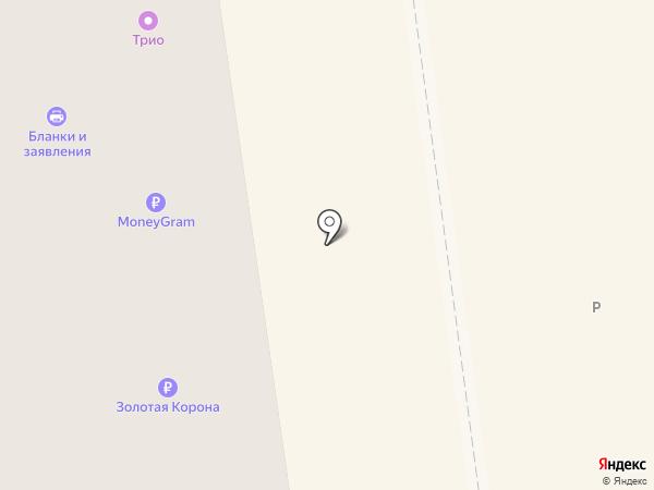 Ювелирный отдел на карте