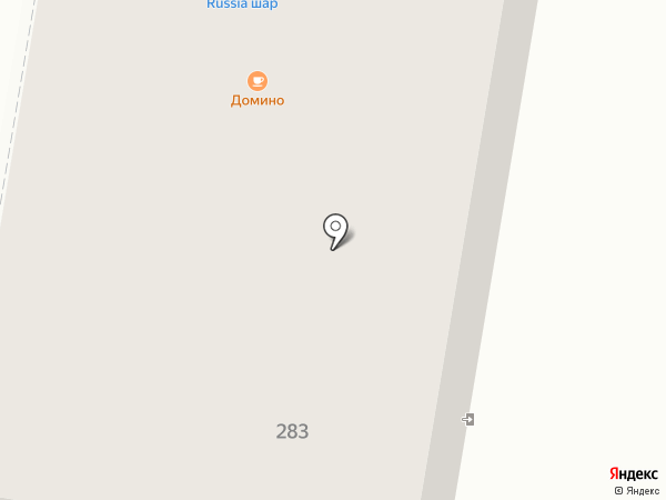 Витана на карте