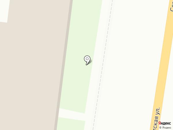 Искитимская газета на карте