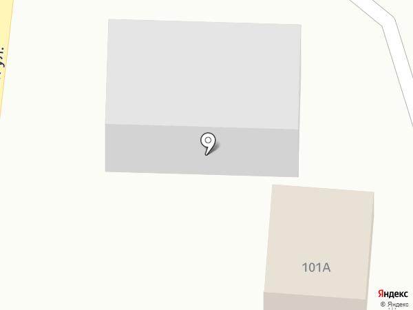 Восточная кухня на карте