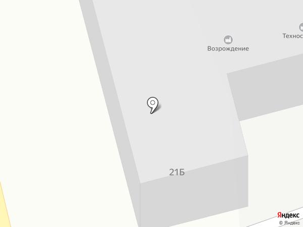 Аварийно-диспетчерская служба, Весенняя на карте