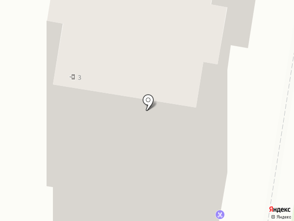 Барнаулкапстрой на карте