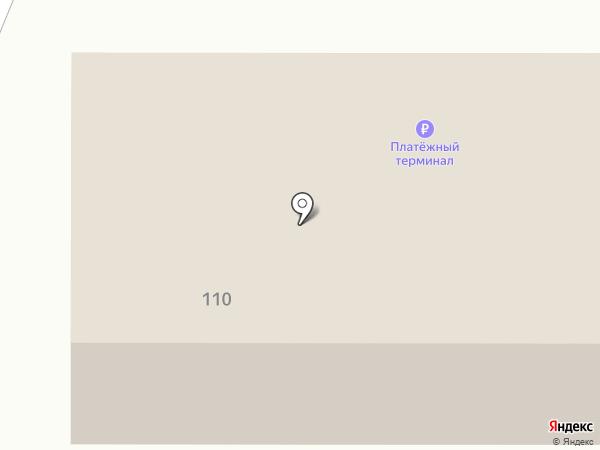 Управление по делам ГО и ЧС г. Барнаула на карте