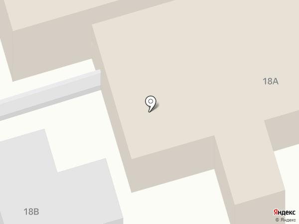 Единая служба саун и гостиниц на карте