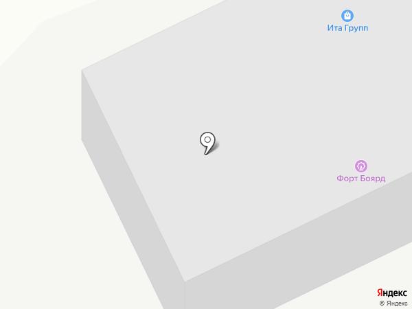 Барнаульский автоцентр КАМАЗ на карте