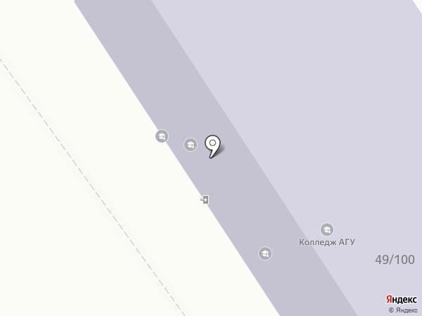 Автодрайв Плюс на карте