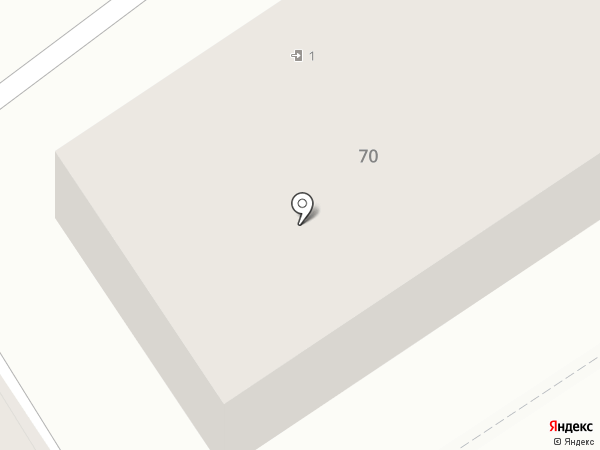 Штаб по делам ГО и ЧС Центрального района на карте