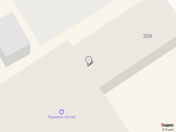 РСУ-8 на карте