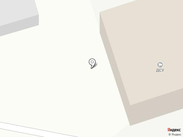 АК Северо-Восточное ДСУ, ГУП на карте