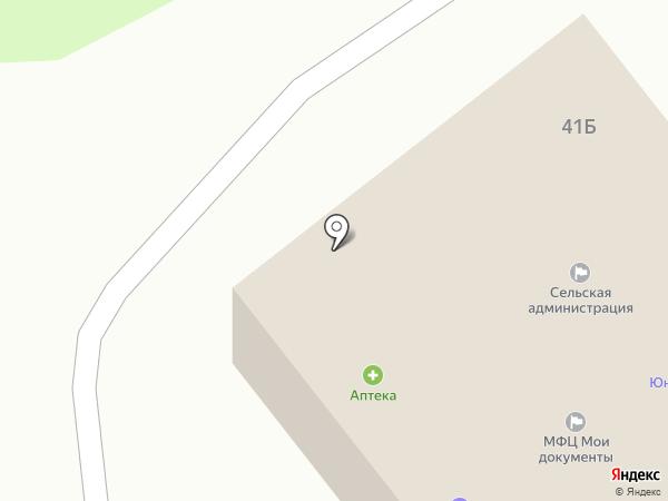 Администрация Бобровского сельсовета на карте