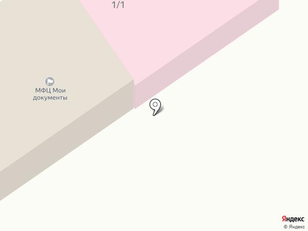 Санниковская амбулатория на карте