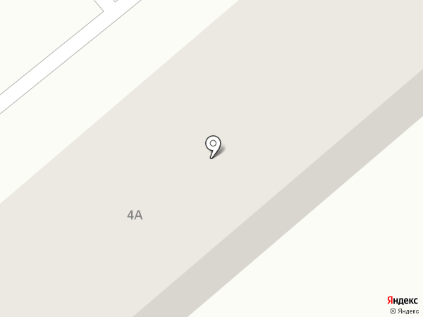 Пожарная часть №111 пос. Санниково на карте