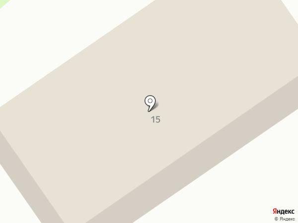 Соколёнок на карте