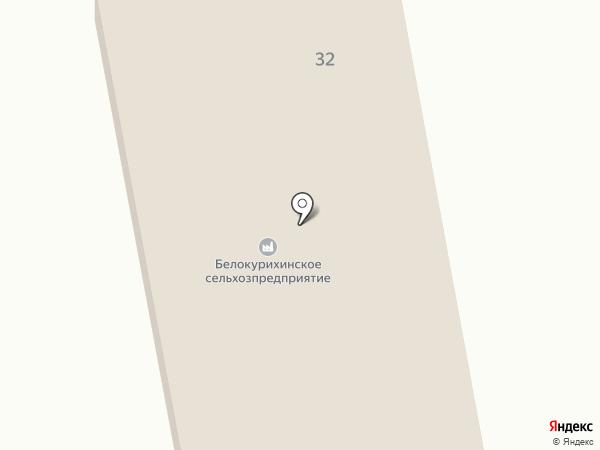 Тройка-М на карте