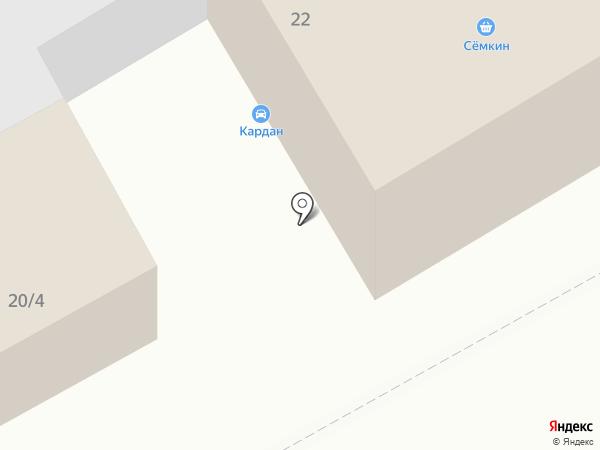 Сибирский Рельеф на карте