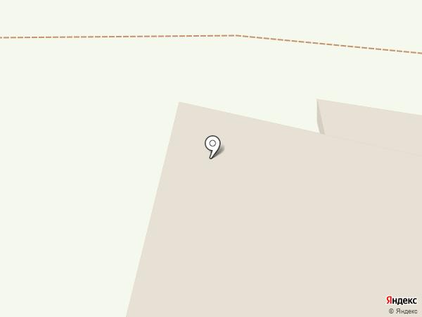 Горнолыжный комплекс на карте