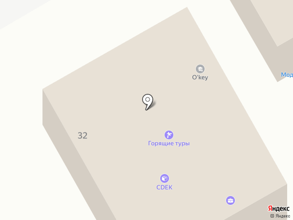 КАДАСТР-ОНЛАЙН на карте
